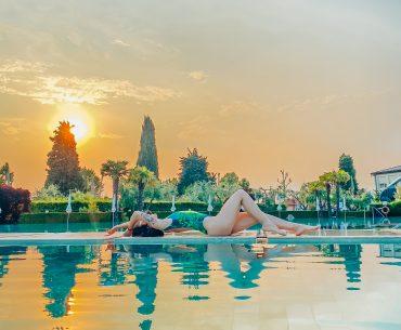 Hotel Caesius Thermae & Spa Resort : relax e charme sul lago di Garda